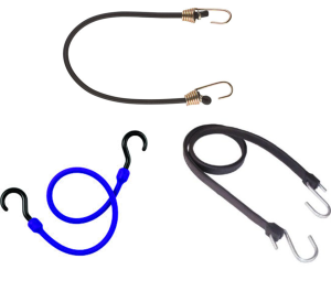 Competitor Open Hook Bungees